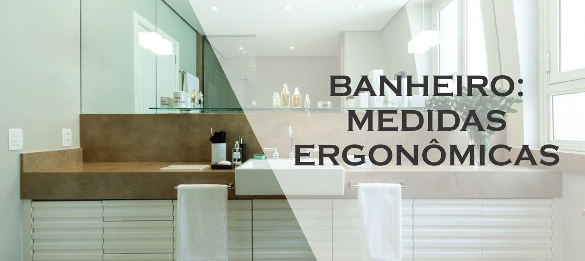 Banheiro Ergonomia Circulação Clique Arquitetura Seu