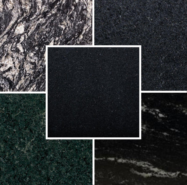 5 tipos de granito preto clique arquitetura seu portal - Tipos de granito ...