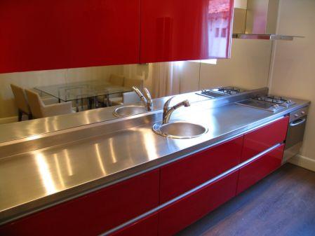 Bancadas de Cozinha em Aço Inox - Clique Arquitetura | Seu ... - photo#16