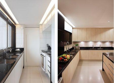 Bancadas de Cozinha em Granito Preto Absoluto - Clique ... - photo#38