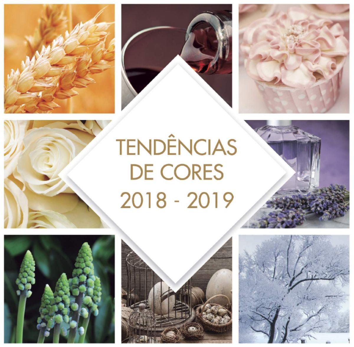 Tendências De Decoração De Interiores 2017: Tendências De Cores Para 2018 - Clique Arquitetura