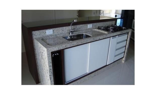 Bancadas De Cozinha Em Granito Clique Arquitetura