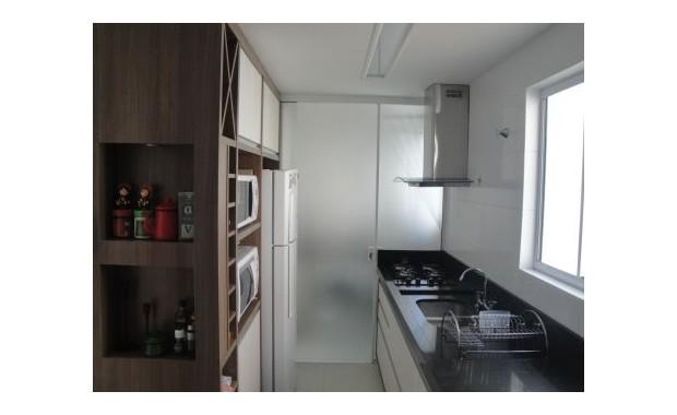 Bancadas de Cozinha em Granito Preto Absoluto  Clique Arquitetura # Bancada De Cozinha Preto Absoluto