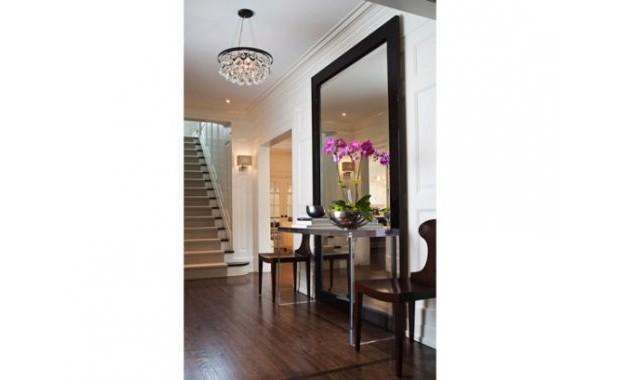 Hall de entrada moderno cheap imagem with hall de entrada - Taquillones de entrada ...