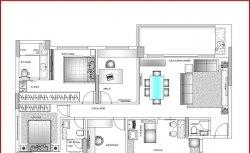Apartamento Decorado Guará II