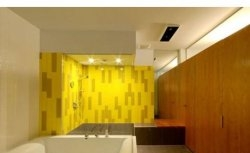 Banheiros Amarelos | CliqueArq