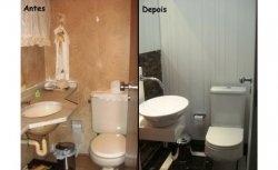 Banheiros Residenciais| Markowicz