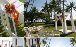Cerimônias de Casamento - Praia