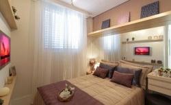 Collection - 2 dormitórios com living ampliado