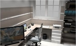 Escritório Residencial Asa Sul | Queiroz
