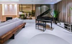 Apartamento Decorado: A.Yoshii Engenharia + Artefacto