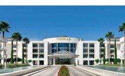 Iluminação - Conrad Hotel | WLP