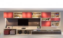 Móvel para sala de TV | Bertolini