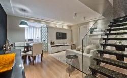 Apartamento de 70m² decorado