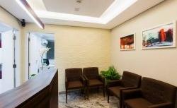 Projeto de Interiores para o Centro Cardiovascular Paulista