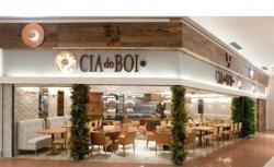 Restaurante Cia do Boi   Rezende