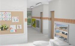 Sala Maternal - Creche Filantrópica