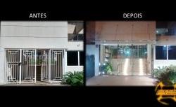 Revitalização de Portaria de Condomínio