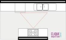 Bancadas de Cozinha em Granito - Clique Arquitetura | Seu ... - photo#37