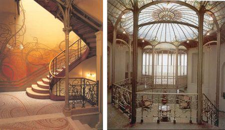Art nouveau clique arquitetura seu portal de ideias e Art nouveau arquitectura