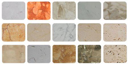 M rmore clique arquitetura for Tipos de granito para pisos