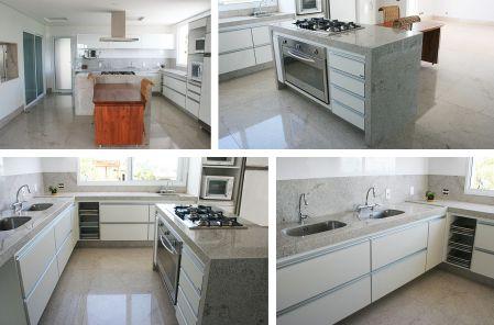 Bancadas de Cozinha em Granito - Clique Arquitetura | Seu ... - photo#41