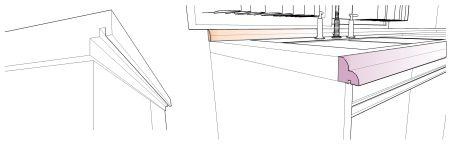 Bancadas de Cozinha - Clique Arquitetura | Seu portal de ... - photo#43