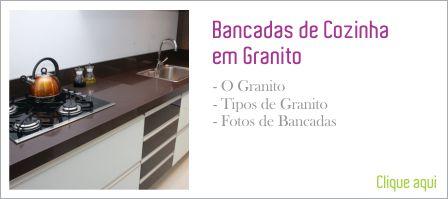 Bancadas de Cozinha - Clique Arquitetura | Seu portal de ... - photo#33