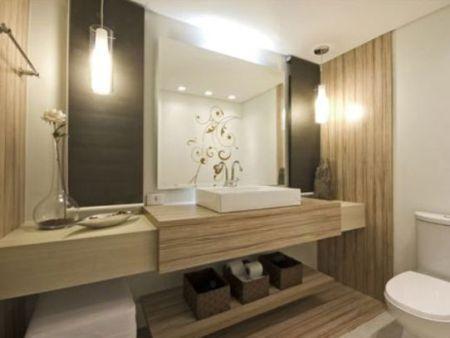 Banheiro lavabo escolhendo o mobili rio clique for Iluminacao na piscina e perigoso
