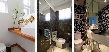 Gabinete para banheiro fotos de lavabos muito pequenos for Fotos lavabos