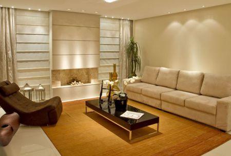 Como escolher cortinas para a sala clique arquitetura - Diferentes modelos de cortinas para sala ...