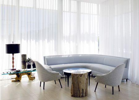 Como escolher cortinas para a sala clique arquitetura for Cortinas para sala de estar
